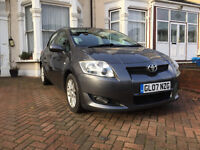 Toyota Auris 1.4 Diesel Automatic Service History One previous