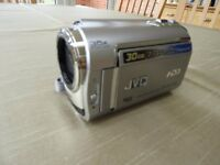 JVC Everio G series camcorder for sale