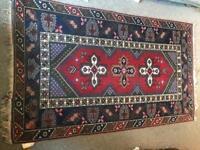5 Persian rugs