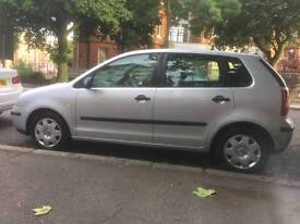 1.2 vw polo petrol 2002