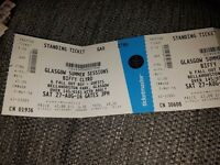 2x Biffy Clyro tickets 27/8/16