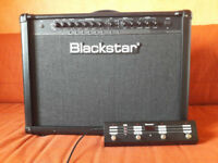 BLACKSTAR ID260TVP 60W STEREO COMBO WITH FS10 PEDAL £295offers