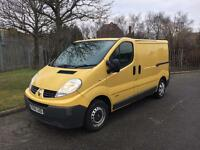 2008 Renault Traffic 2.0 dci 6Speed✅SAME AS VIVARO✅GREAT DRIVE✅CLEAN✅NO VAT✅PX WELCOME