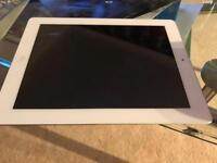 Apple iPad with Retina display 64GB White / Grey excellent condition