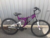 Girls bike for sale-** like new excellent condition**