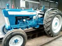 1968 ford 4000 tractor excellent condition vintage project