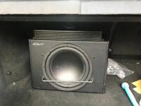 Mutant bass box and inphase amp