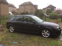 Spares or repair Mazda 323f Sport £250ono