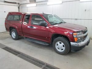 2008 Chevrolet Colorado Ext. Cab 2WD, Air Conditioning, OnStar,