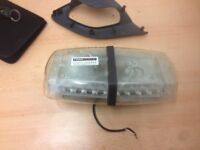 Ford transit recovery lights