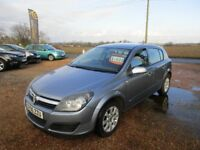 Vauxhall Astra 1.8 petrol Sold with 12months mot 3 months warranty and new cambelt