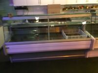2 m Commercial Retail Display Fridge
