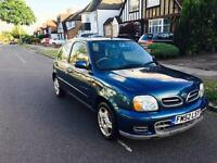 NISSAN MICRA 2002 TEMPEST 1L ENGINE not Peugeot corsa or ford