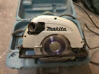 Makita circle cutting saw