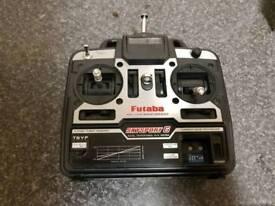 Futaba radio gear