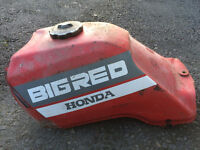 Rare Fuel Tank for Honda Big Red Quad