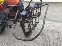 Ransomes potato spinner