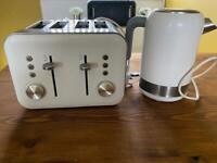 Breville kettle & toaster set