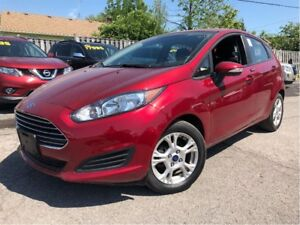 2015 Ford Fiesta SE HEATED FRONT SEATS LOW KM'S