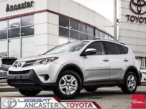 2014 Toyota RAV4 LE UPGRADE PACKAGE WITH ONLY 47618 KMS!!