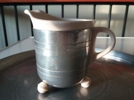 Milk jug Vintage retro art deco