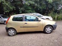 2001 Fiat Punto Mia 1242cc 9 months MOT