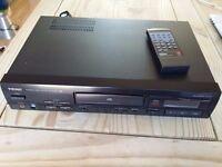 Teac cd player cd-p1160d