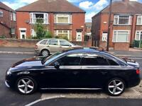 Audi A4 TDI (58) *New Shape S-Line* Parking Sensors Leather Seats! Not bmw 320 sport a3 a6 vw passat