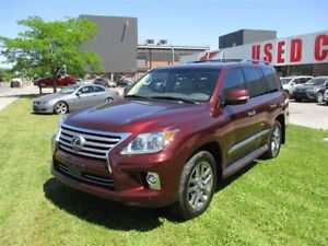 2014 Lexus LX 570 ~NAV.~DVD~8 PASS.~SUNROOF~