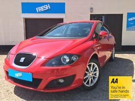 Seat Leon 1.6 TDI SE Copa DSG 5dr 2011 - Full Service History!