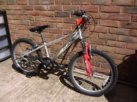 Bicycle / Bike, Raleigh zero 6 BMX style bike and a free helmet if wanted