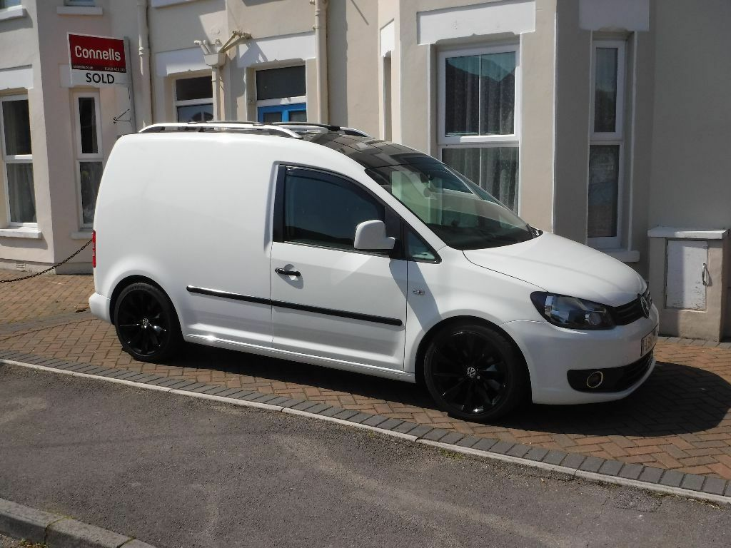 vw caddy 1 6 tdi 11 plate 66k miles 140 bhp modified plus rear seat conversion in. Black Bedroom Furniture Sets. Home Design Ideas