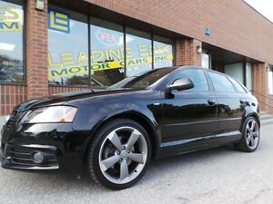 2012 Audi A3 2.0T *PAN SUNROOF*NO ACCIDENTS*