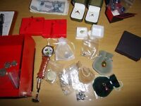 Gold + silver items, pendants rings coins, COLLECT SWINDON, jewellery, starting at £30