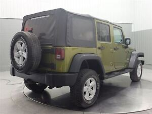 2008 Jeep Wrangler UNLIMITED SPORT4X4 A/C MAGS West Island Greater Montréal image 6