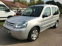 2006 06 REG CITROEN BERLING MULTISPACE 1.6HDI,135k 1 YEAR MOT,BRAND NEW CLUTCH,MPV