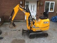 MINI DIGGER PLANT AND TRACTOR EQUIPMENT