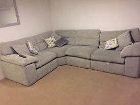 Oak Furniture Land Corner Sofa