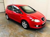 2007 seat altea 1.9 tdi reference sport in immaculate condition f/s/h 1 lady owner mot till Sep 18