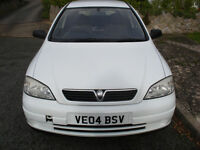 Vauxhall Astravan Envoy CDTI, 2004, 150,000 miles