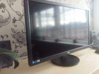 28 inch AOC Monitor