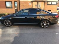 AUDI A6 2.0 TDI 2009 BIG SPEC (SATNAV, CRUISE CONTROL ECT) LOW MILEAGE 2 KEYS HPI CLEAR!!! L@@K!!!