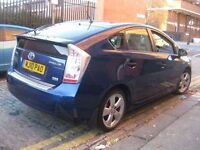 TOYOTA PRIUS T4 HYBRID ELECTRIC NEW SHAPE 2010 +++ PCO UBER READY FOR WORK +++ 5 DOOR HATCHBACK