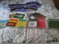 Joblot of 25 maths/engineering/algebra books - all good condition
