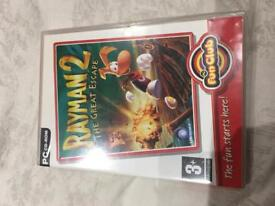 Rayman 2 The Great Escape PC Game