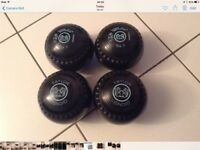 Taylor Lignoid size 2 bowls