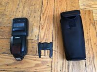 Canon Speedlite 600EX-RT. Mint condition. Have 2 units for sale.