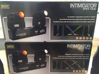 2 x Chauvet Intimidator Spot Duo - Moving heads