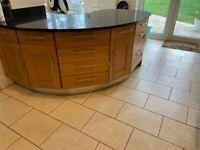 Kitchen Solid Hardwood