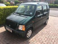 Suzuki Wagon for sale LOW MILEAGE
